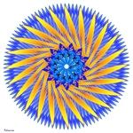 Mandala Spiral