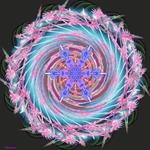 Mandala Snow