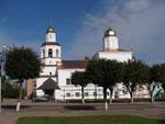 Вознесенский монастырь в Смоленске