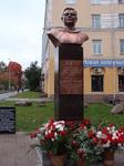 Памятник космонавту Николаеву
