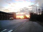 Раннее утро в Смоленске