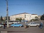 Площадь Победы в Смоленске
