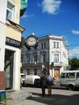 Дом с часами в Смоленске