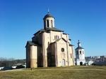 Свирская церковь - Михаила Архангела