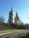Старинная церковь в Смоленске