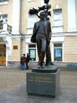 Памятник Исаковскому