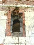 Бойница в крепостной стене