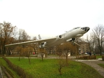 Памятник самолёт