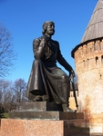 Памятник Фёдору Коню