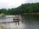 Озеро в Реадовке