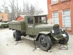 Техника в музее Великой Отечественной войны