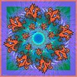 Mandala Dragon