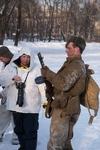 Фотограф и солдат