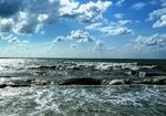 Море штормит в ноябре