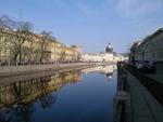 Петербург весенний