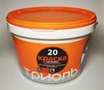 Акриловая отделочная вододисперсионная краска Триоль Профиколор № 20