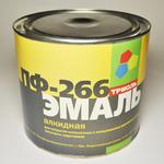 Эмаль алкидная для пола ПФ-266 Триоль