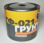 Грунт ГФ-021 Триоль. Алкидный антикоррозионный. (Краска уфа)