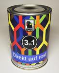 Грунт-эмаль по ржавчине DIREKT AUF ROST (3 в 1) Триоль