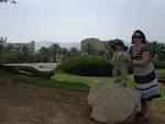 Прогулка по набережной Эйлата
