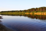 Лето. Вечер. Река.