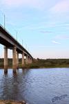Мост через р.Ветлугу.