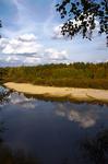 Сентябрь на реке.