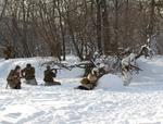 Расположение советских войск
