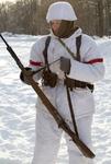 Солдат немецкой армии