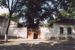 Старые ворота.