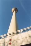 Берлин, мост, башня