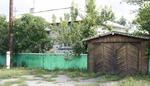 Дом и гараж, вид с улицы
